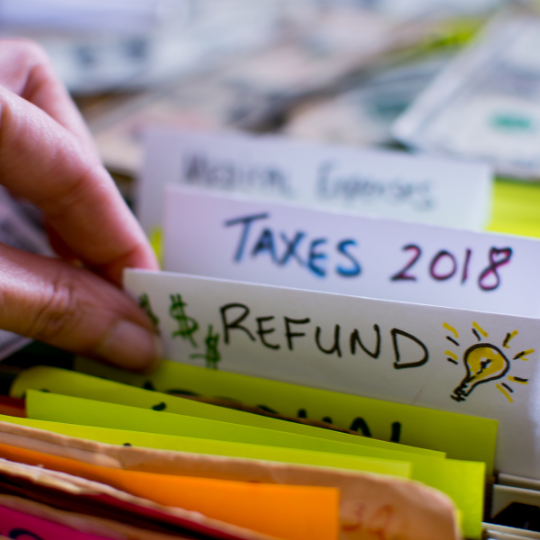 What You need to know about Cloud Storage and Tax Season