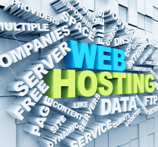 Safe and Secure Web Hosting